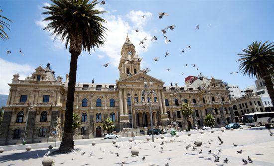 Quartiers Cape Town | City Hall