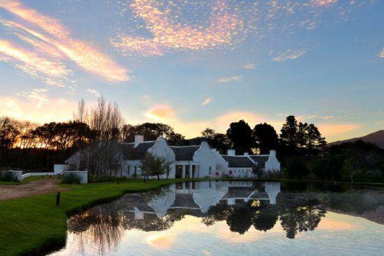 Das Holden Manz Wine Estate im Kap-Weinland