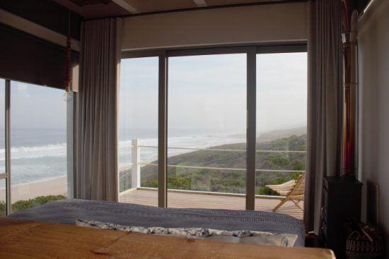 Suite mit Ausblick auf den Ozean - Lekkerwater Beach Lodge