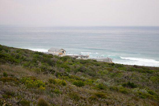 Die Lekkerwater Beach Lodge im De Hoop Nature Reserve