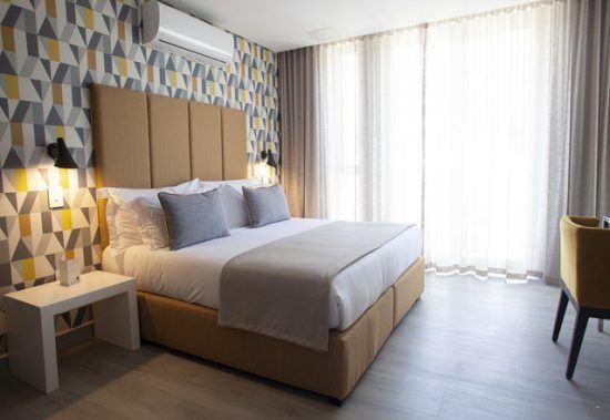 Quartiers Cape Town | Chambre à la Villa Zest Boutique Hotel à Sea Point