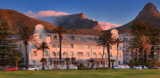 Quartiers Cape Town | Winchester Mansions à Green Point & Sea Point