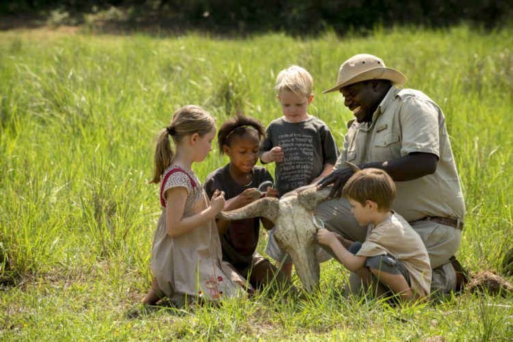 Phinda WILDchild Programme at &Beyond Phinda Private Game Reserve