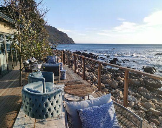 Tintswalo Atlantic | Terrasse principale