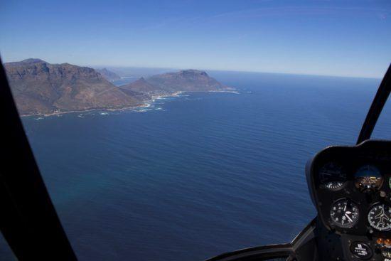 Hélicoptère | Cape town
