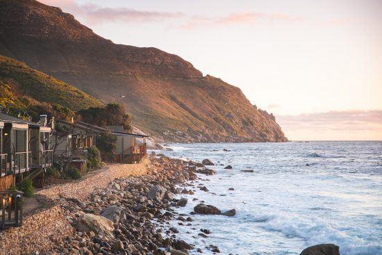 Tintswalo Atlantic au Cap