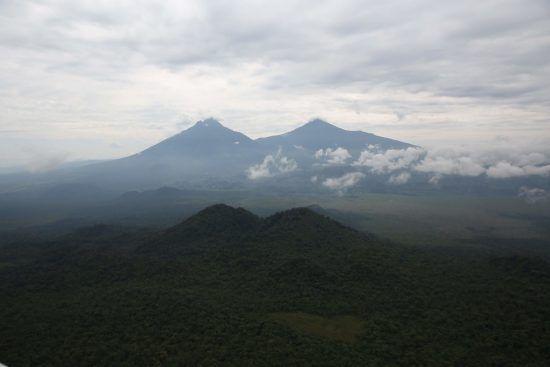 Tourisme au Rwanda   Le volcan éteint du mont Karisimbi