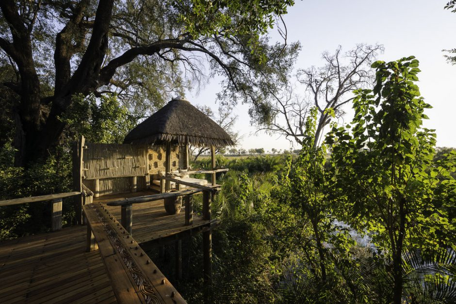 Jao Camp in the Okavango Delta