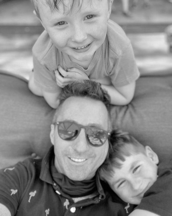 Apesar de ser um choque para o sistema, esse bloqueio me proporcionou mais tempo com qualidade junto aos meus filhos