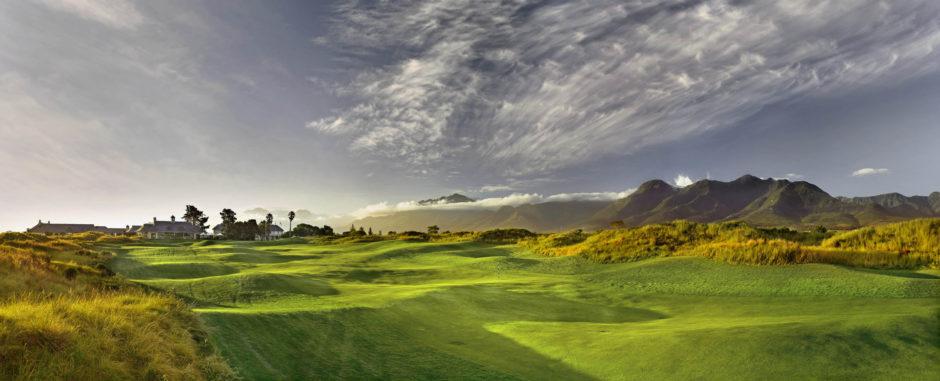 Os três campos de campeonato de Fancourt projetados por Gary Player são uma experiência de classe mundial para qualquer entusiasta do golfe
