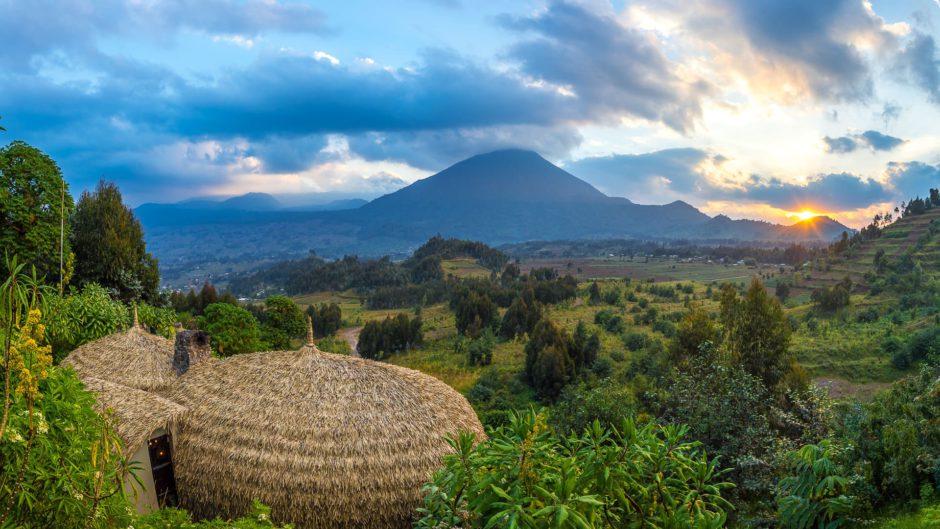 Caminata para conocer a los Gorilas en el Parque Nacional de los Volcanes
