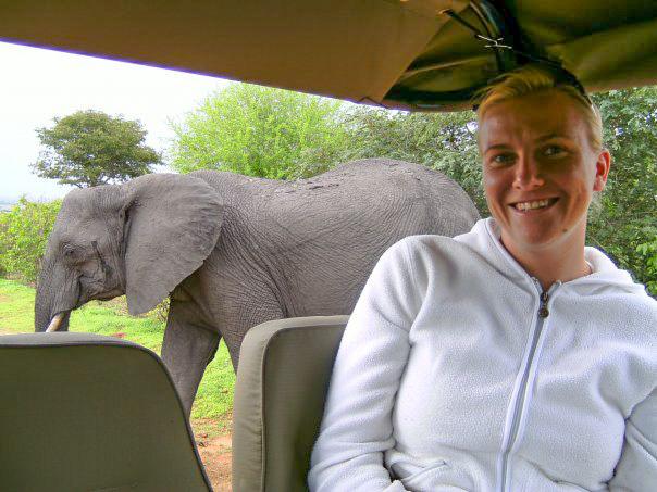 Safari en el parque Chobe, famoso por su población de elefantes