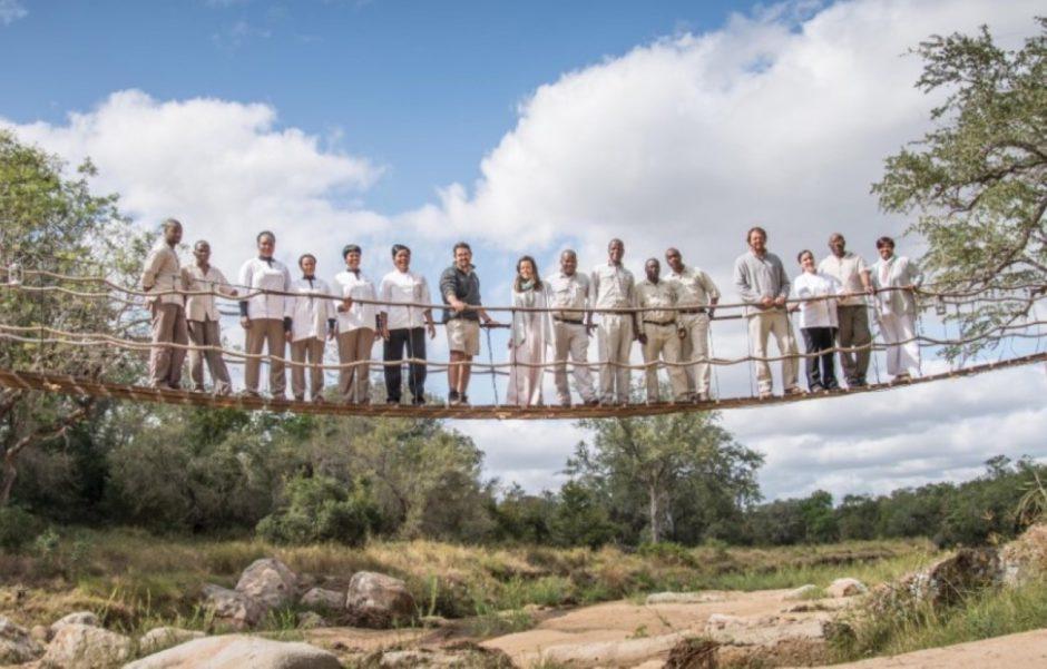Dulini River Lodge fonctionne comme une grande famille