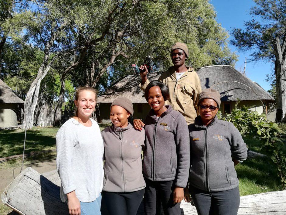 Mon aventure safari au Botswana dans les camps African Bush Camps