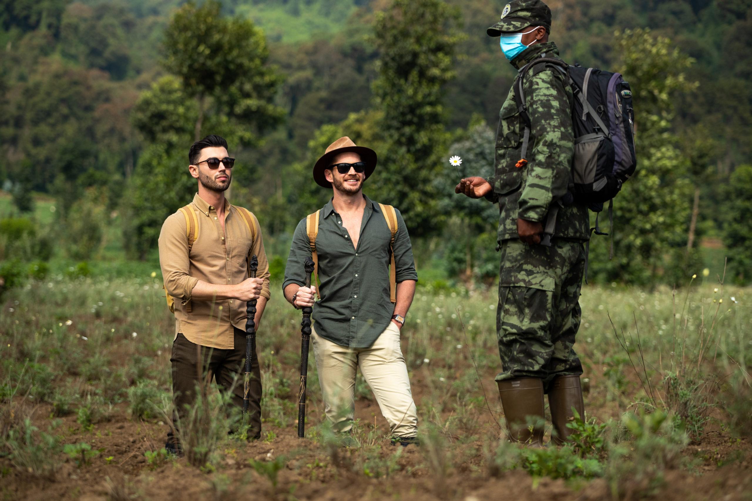 Gorilla Trekking in Rwanda guides