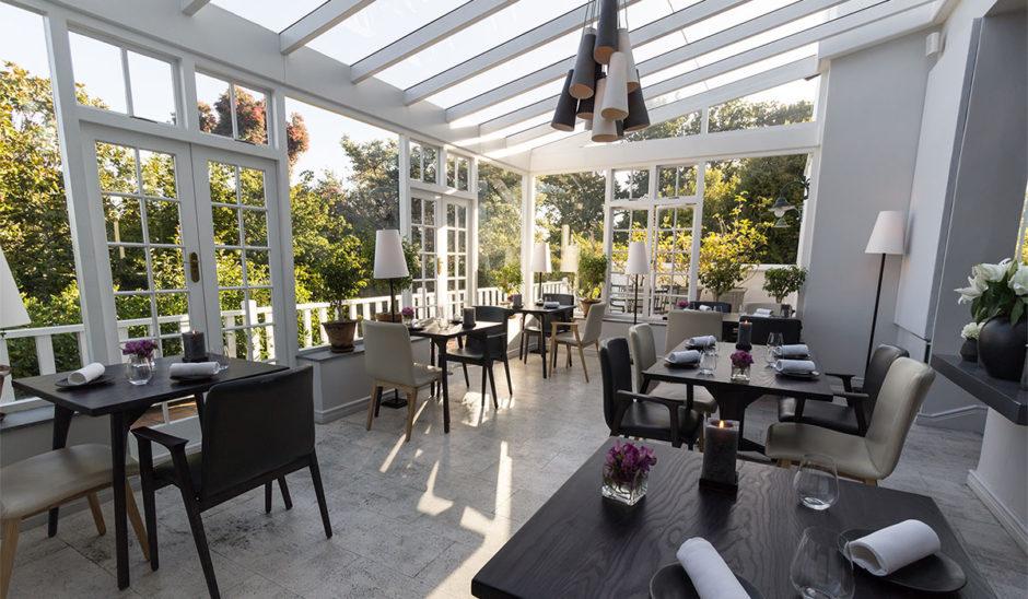 Restaurante Greenhouse - The Cellars-Hohenort